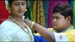 Mythri Movie Scenes - Chitram Srinu scolding Kallu Chidambaram - Navdeep, Sada, Brahmanandam - Telugu Cinema Movies