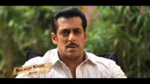 DABANGG RELOADED (Hud Hud Dabangg) SONG MAKING - DABANGG 2