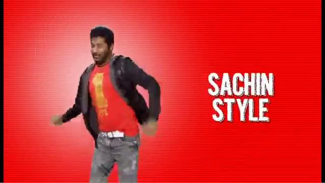 Prabhudeva - Sachin Style - Dhool Tucker Official Teaser