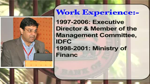 A brief profile of new RBI Deputy Governor