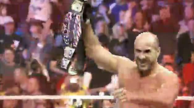 A special look at Antonio Cesaro: WWE Main Event, Jan. 2, 2013