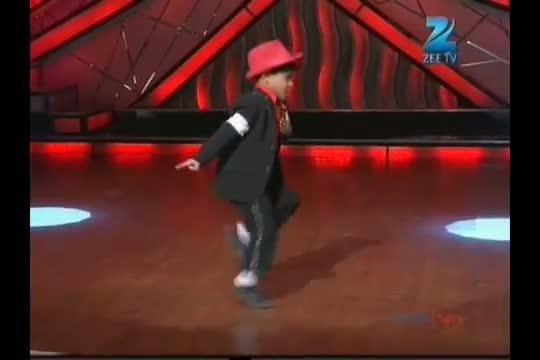 DID Little Masters June 16th 2012 Wild Card Performances - Jeet Das !(Michael Jackson Style)