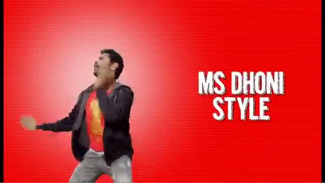 Prabhudeva - MS Dhoni Style - Dhool Tucker Official Teaser