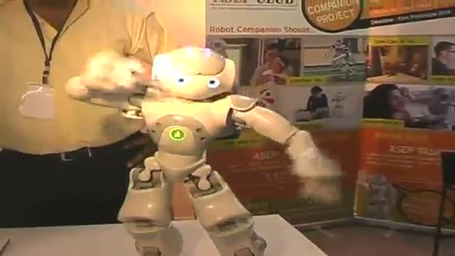 Watch The Gangnam style Robot
