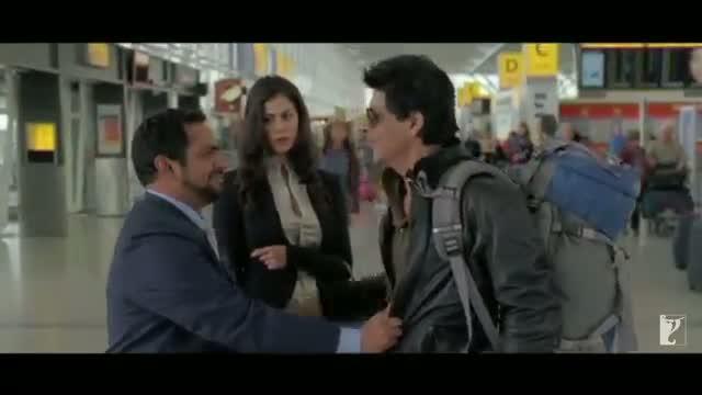 Jab Tak Hai Jaan - Deleted Scene 8 - Zain Drops Samar At The Airport - Zain Drops Samar At The Airport Ft.  Shahrukh Khan, Katrina Kaif and Anushka Sharma