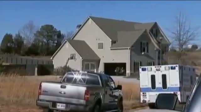 Georgia Mom Shoots Home Invader 5 Times