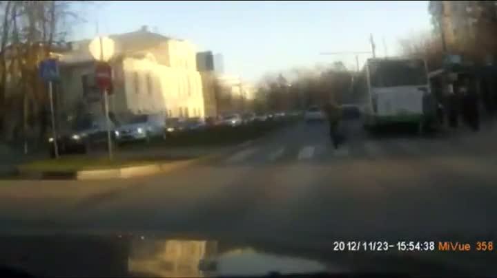 Russian Accident Creates Domino Effect