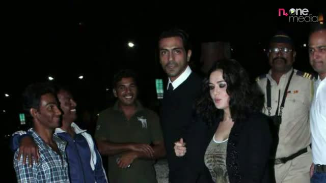 Celebes At Hrithik Roshan 39th Birthday Bash