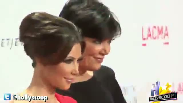 Kris Jenner Wants $10 Million Life Insurance Policy For Kimye Baby