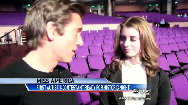 Miss Montana, Alexis Wineman: Determined Beauty Queen Doesn't Let Autism Get in Her Way