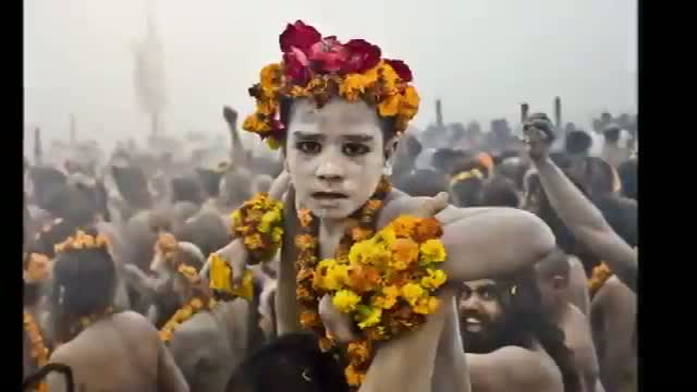 Maha Kumbh 2013,Allahabad - The largest religious congregation of the year.