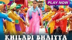 Khiladi Bhaiyya Title Track (Full Song) - Khiladi 786