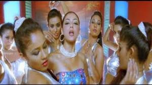 Srimannarayana Movie Full Songs HD - Aaradugula Abbayi Song - Bala Krishna, Isha Chawla, Parvathi - Telugu Cinema Movies