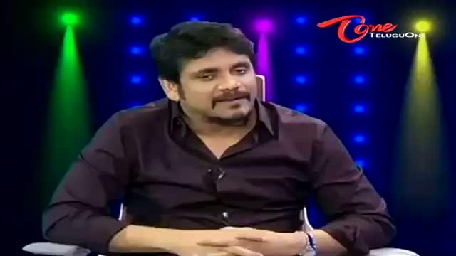 Nagarjuna Talking About Visual Wonder Damarukam - Part 3 - Telugu Cinema Movies