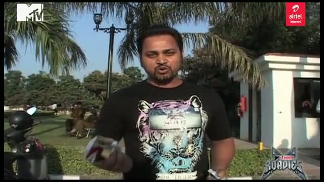 Roadies X - Webisode #16 - Siddharth from Lucknow shares his ambitions to become a Roadie