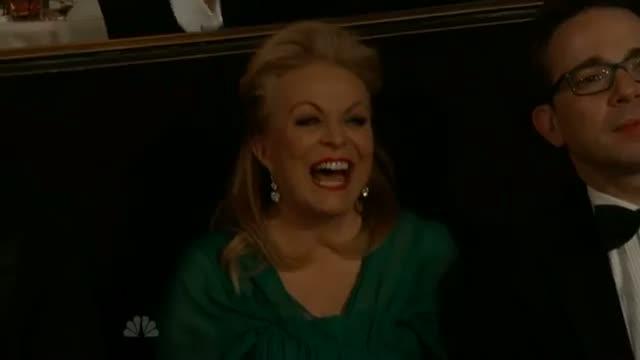 "Golden Globes: Jennifer Lawrence shouts ""I beat Meryl"" during best comedy actress award speech"