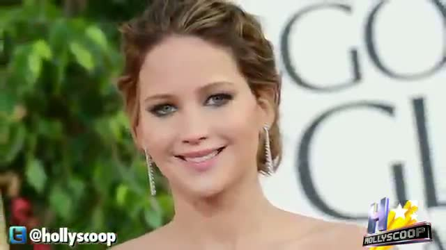 Jennifer Lawrence Stuns At 2013 Golden Globes Despite Having The Flu