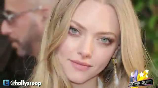 Amanda Seyfried's Sweet Angelic Look At 2013 Golden Globes