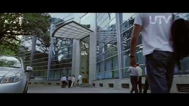 Wake Up Sid (2009) - First Day in office Flower Shower - Ranbir Kapoor - Anupam Kher