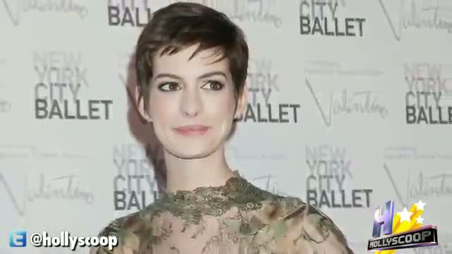 Anne Hathaway Takes On Another Intense Role By 'Les Mis' Producer