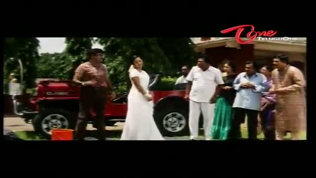 Telugu Comedy Scene from Nandamuri Bala Krishna's Seema Simham - Romantic Comedy Between Reema Sen and Bala Krishna - Telugu Cinema Movies