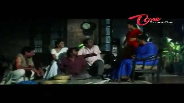 Telugu Comedy Scene from Nandamuri Bala Krishna's Seema Simham - Bala Krishna warns Thotti Gang - Telugu Cinema Movies