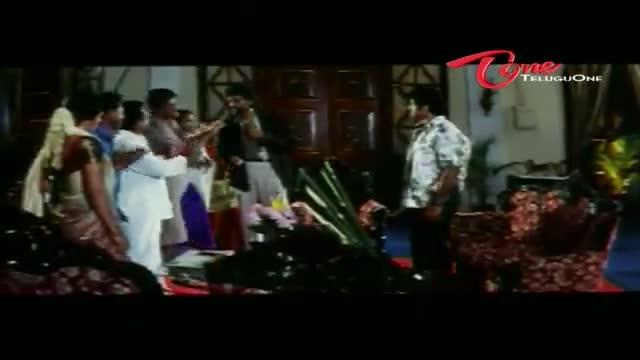 Telugu Comedy Scene from Nandamuri Bala Krishna's Seema Simham - Comedy Scene between Bala Krishna and Brahmanandam - Telugu Cinema Movies