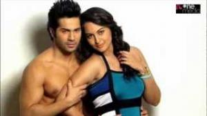 Sonakshi Sinha,Varun Dhawan Naughty Photoshoot Video