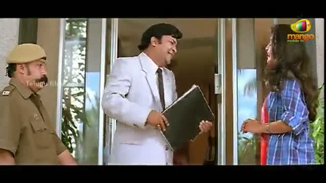 Manavudu Danavudu Scenes - Ramya Krishna asking Krishna for help - Krishna, Soundarya - Telugu Cinema Movies