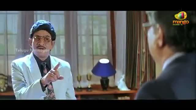 Manavudu Danavudu Scenes - Krishna planning to kill some delegates - Krishna, Soundarya - Telugu Cinema Movies