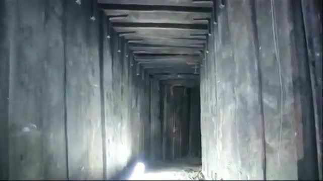 Tunnel Used by Bank Robbers in Germany