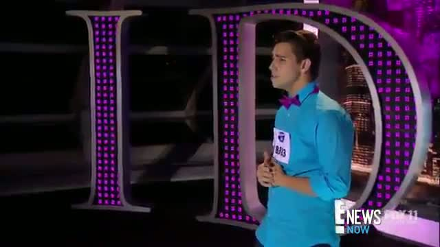 Idol Contestant's Emotional Audition