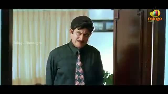 Manavudu Danavudu Scenes - Krishna confronted by Soundarya - Soundarya, Ramya Krishna - Telugu Cinema Movies