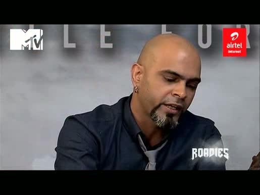 Roadies X - Pune Audition - Episode 1 - Sarthak Bhatia