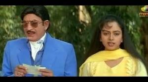 Manavudu Danavudu Scenes - Soundarya finding out truth about Krishna - Soundarya, Ramya Krishna - Telugu Cinema Movies