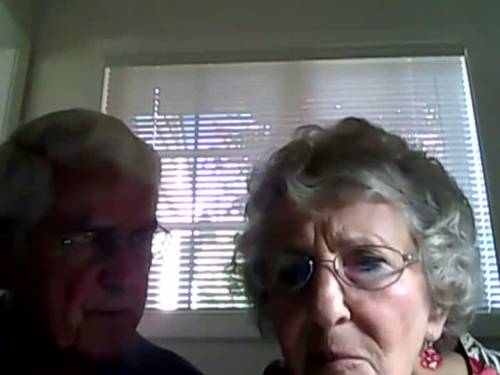 Awesome Old Couple Webcam