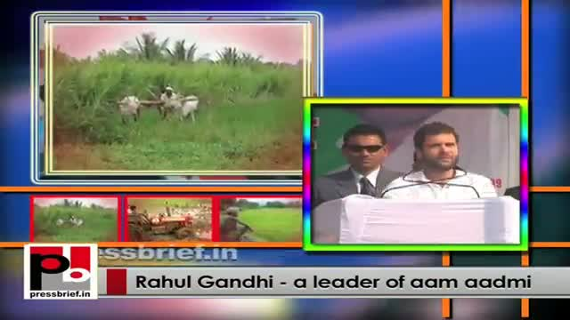 Rahul Gandhi always stressed for the need of inclusive growth