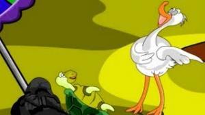 Kachua Aur Hans - Tales & Tales - Hindi - Animated Story For Kids