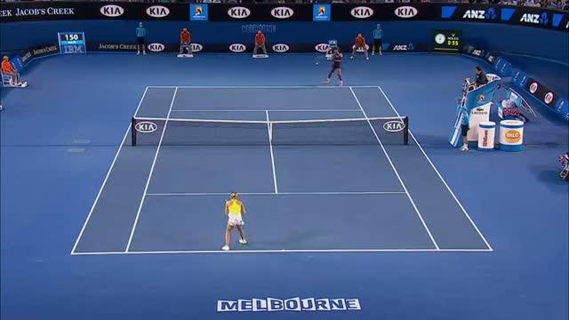 Night Eight Highlights - Australian Open 2013