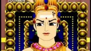 Tenali Raman - Kutte Ki Doom Kabhi Sidhi Ho Sakti Hai Kya? - Hindi - Animated Story For Kids