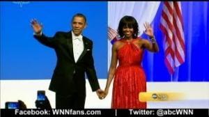 Inauguration 2013: Obamas Attend 2 Balls