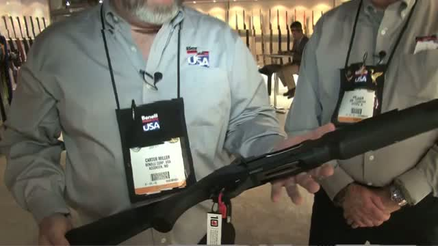 Benelli M2 Shotgun - Cabela's Industry Insider