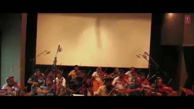 Yun Hi Re Song Making In Studios With Anirudh Ravichander   DAVID (Hindi)