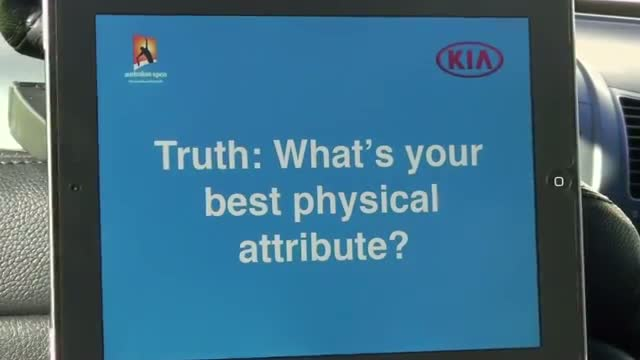 Australian Open 2013 - Kia Open Drive 2013: James Pattinson and John Hastings