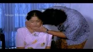 Mondi Mogudu Penki Pellam Scenes - Suman kisses Vijayashanthi - Suman, Vijayashanti - Telugu Cinema Movies
