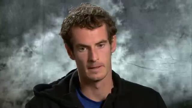 Australian Open 2013 - Andy Murray Interview