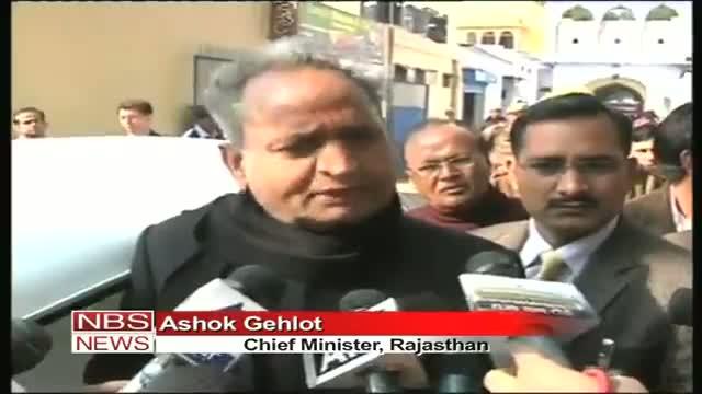 Rajasthan CM, Dalai Lama at Jaipur Literature Fest