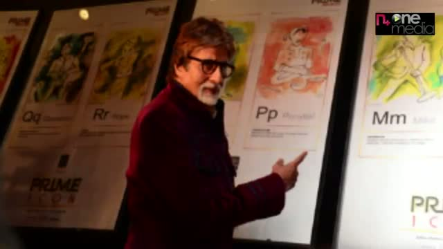 Big B announced as India's Prime Icon by BIG & CBS prime