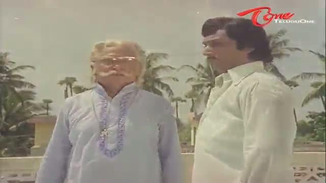 Telugu Comedy Scene From Ranikasula Rangamma Movie - Allu Ramalingaiah Enjoys Hearing Romantic Stories - Telugu Cinema Movies