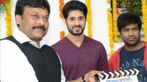 Chiranjeevi launches 'Biscuit' Movie - Vennala Kishore, Arvind Krishna - Telugu Cinema Movies